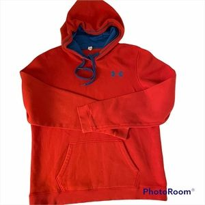 Under Armour Fleece Lined Hoodie Boys Size L